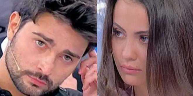Uomini e Donne, puntata 9-02-2021: Davide Donadei sceglie Chiara Rabbi