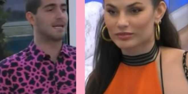 Dayane Mello accusa il Grande Fratello VIP di favorire Tommaso Zorzi, esplode la polemica