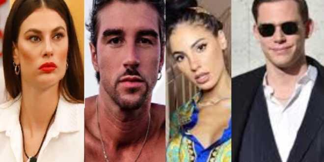 """Gf vip, Dayane Mello gelata da Giulia De Lellis e l'ex Carlo Beretta: """"Lui ha tradito"""""""