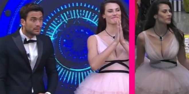 GF Vip 5, Dayane Mello sfida Pierpaolo Pretelli e perde la finale: le reazioni