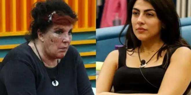 """GF Vip 5, la De Blanck dà della poco di buono a Giulia Salemi: """"Ci provava con Briatore"""""""