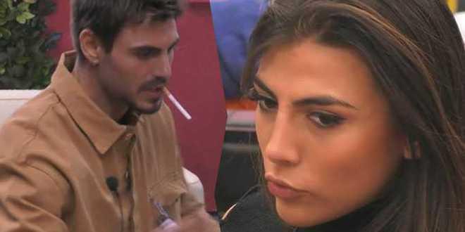Grande Fratello Vip, è già maretta tra Francesco Monte e Giulia Salemi?