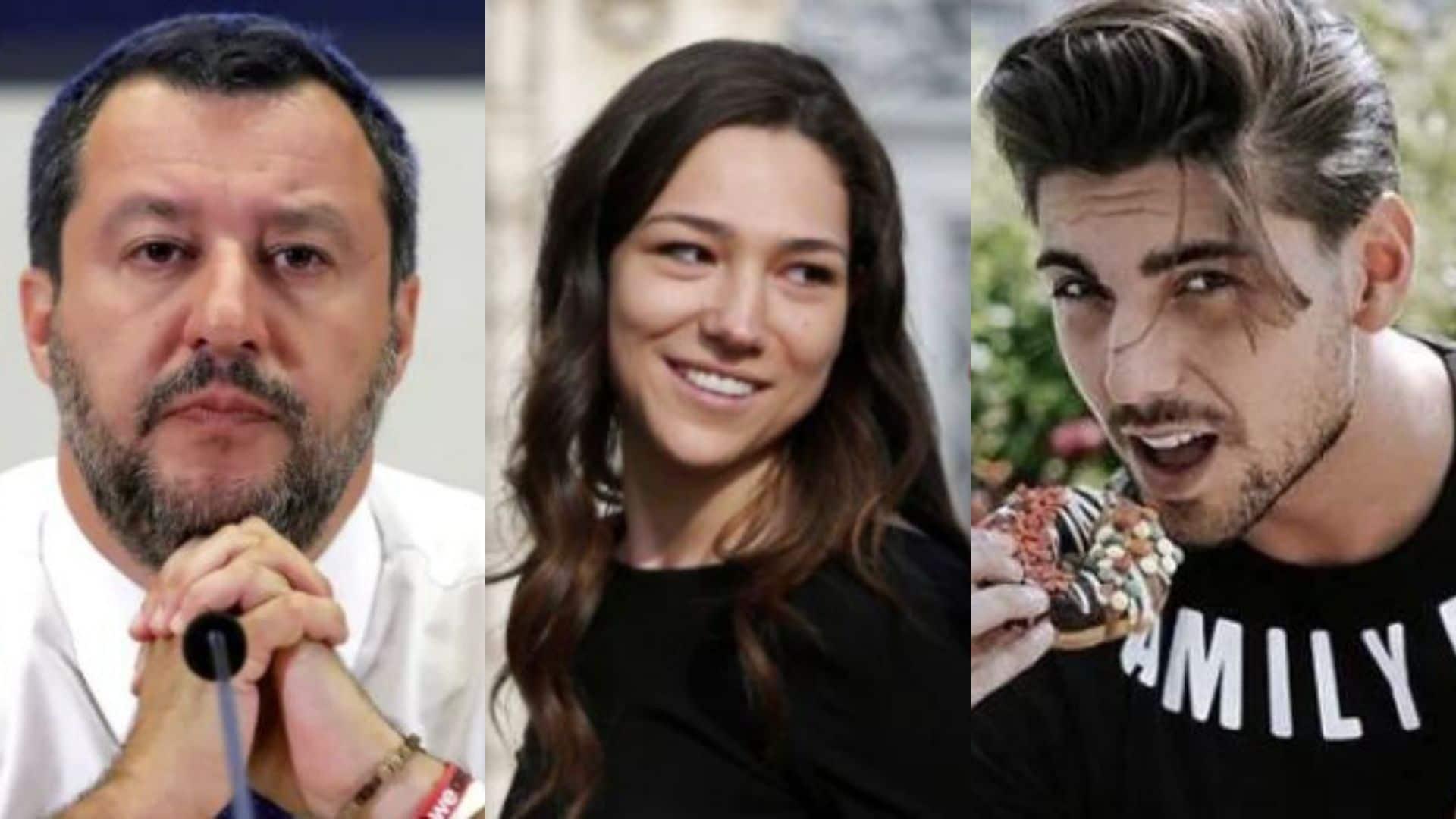 Temptation Island, ecco chi è il tentatore che fa fatto perdere la testa alla fidanzata di Salvini