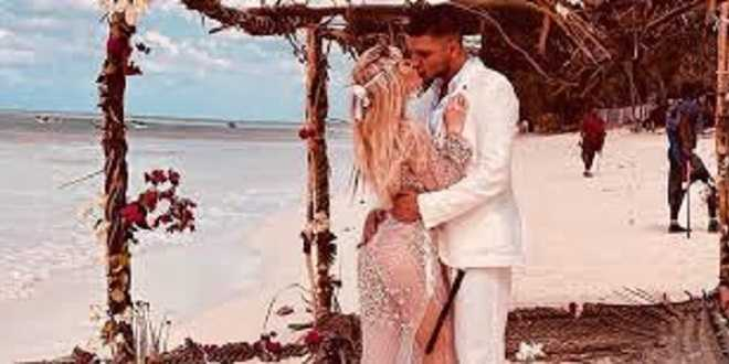 Elena Morali e Luigi Favoloso sposi a Zanzibar: i dettagli