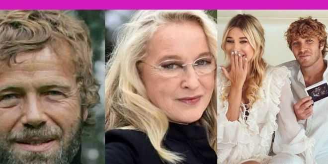 GF Vip, Paolo Ciavarro e Clizia Incorvaia: Eleonora Giorgi punge Massimo Ciavarro, il motivo
