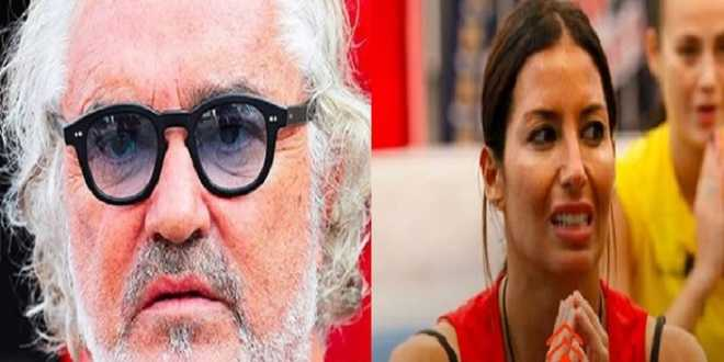 """Elisabetta Gregoraci: """"Ho lasciato Flavio Briatore perché ha fatto un gesto orribile"""" lui replica"""