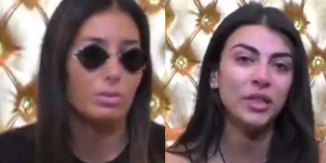 GF VIP, Elisabetta Gregoraci dà della scroccona a Giulia Salemi: spuntano nuove chiamate e messaggi