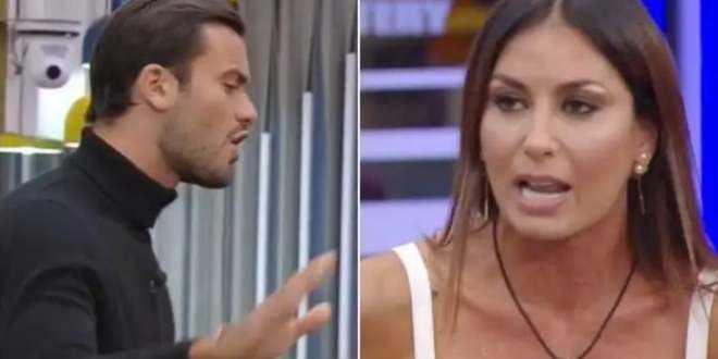 GF Vip 5, ennesimo furibondo litigio tra Elisabetta e Pierpaolo: c'entra Giulia Salemi