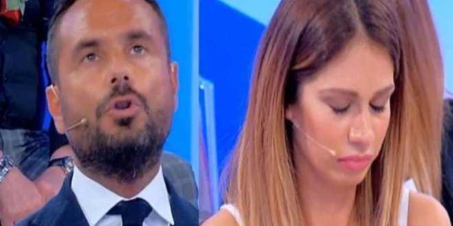 Gossip Uomini e Donne, Enzo umilia Pamela e pubblica le chat private su Instagram
