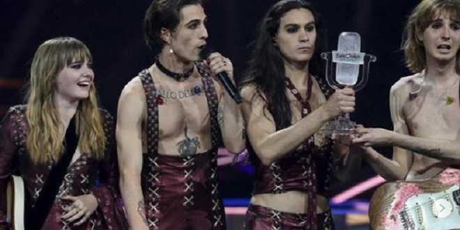"""Eurovision 2021, arriva un'altra accusa ai Maneskin: """"Il loro brano è un plagio"""""""