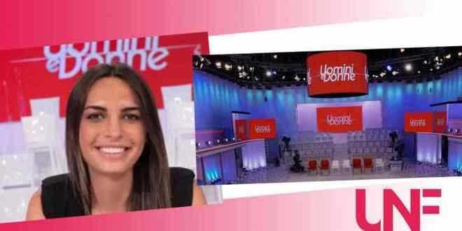 """Uomini e Donne gossip, ex tronista rivela: """"Vorrei corteggiare Andrea Nicole"""""""