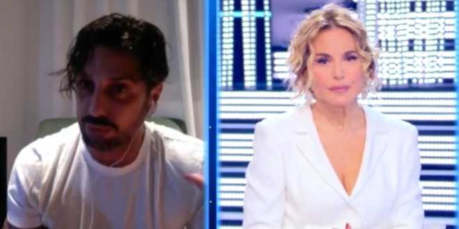 """Fabrizio Corona furibondo contro Nina Moric, dopo la denuncia di lei: """"Una psicopatica!"""""""
