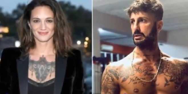 """Fabrizio Corona, ritorno di fiamma con Asia Argento: """"Dorme da me ogni 15 giorni"""""""