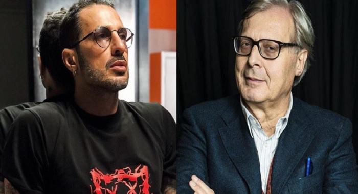 Fabrizio Corona torna in carcere e Vittorio Sgarbi perde le staffe!