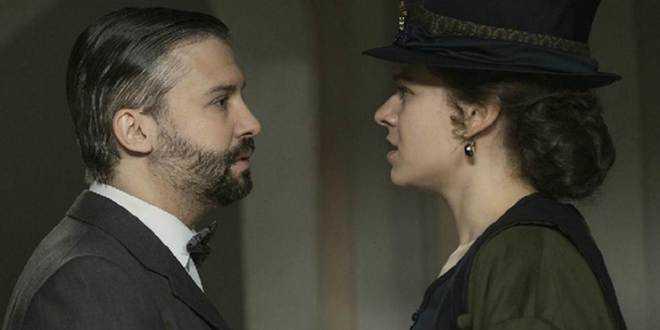 Una Vita anticipazioni spagnole: Felipe e Genoveva sorpresi da Marcia