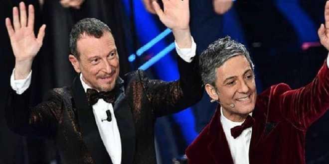 """Festival Sanremo 2021, Fiorello sta con Amadeus: """"Senza pubblico non si fa niente"""""""
