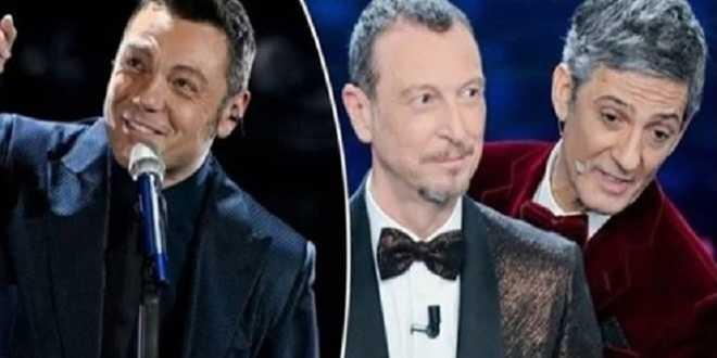 Fiorello è furioso: minaccia di lasciare il Festival di Sanremo a causa di Tiziano Ferro