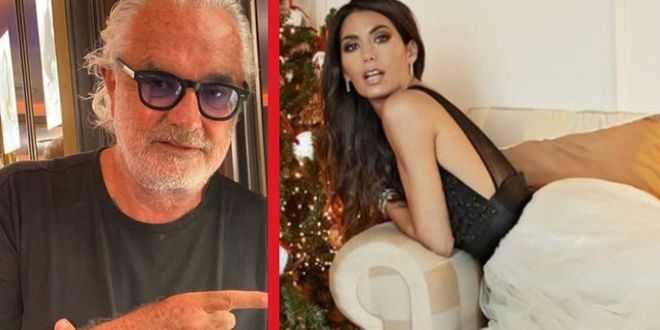 Flavio Briatore di nuovo vicino ad Elisabetta Gregoraci e lancia un duro messaggio al GF VIP