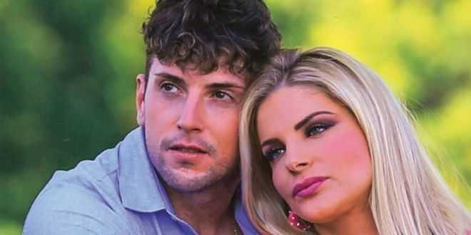 Gf Vip, La storia tra Francesca Cipriani e Alessandro è tutta una farsa?