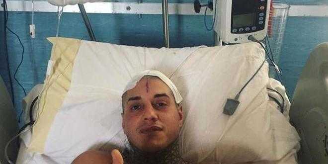 Francesco Chiofalo, la prima foto dopo l'intervento