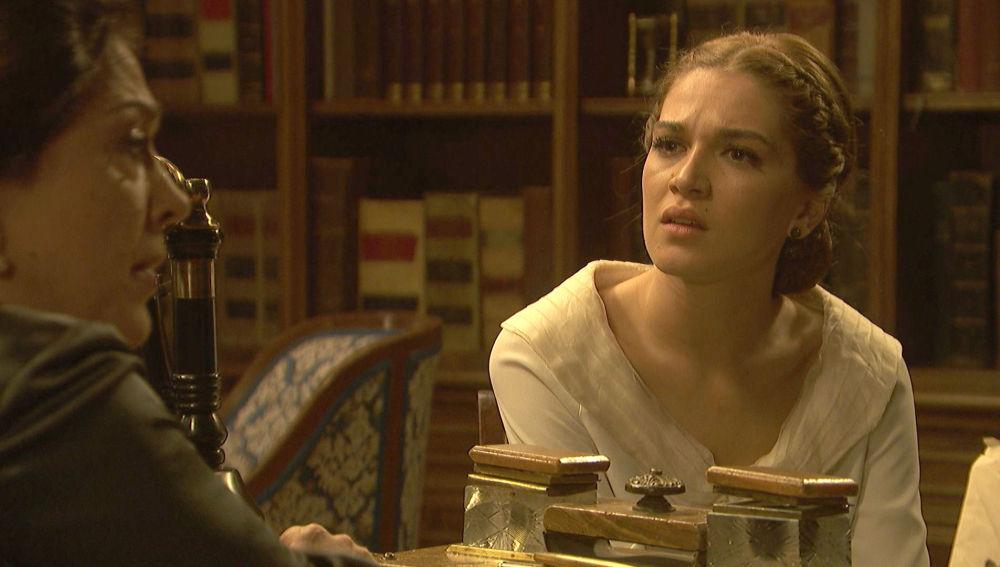 Il Segreto anticipazioni, puntate spagnole: Francisca diventa amica di Julieta?
