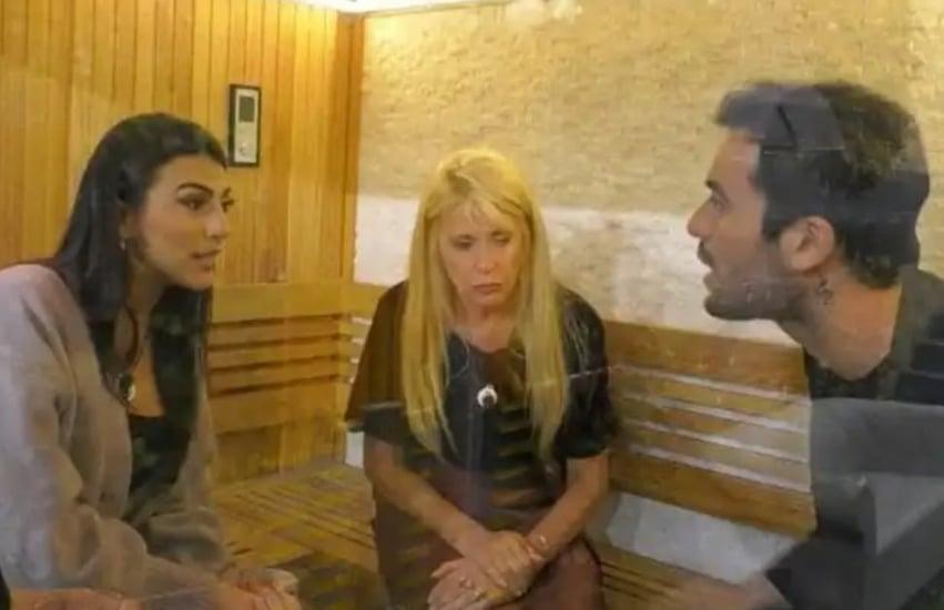 GF Vip 5, dopo la puntata furibonda lite tra Giulia Salemi e Pierpaolo Pretelli