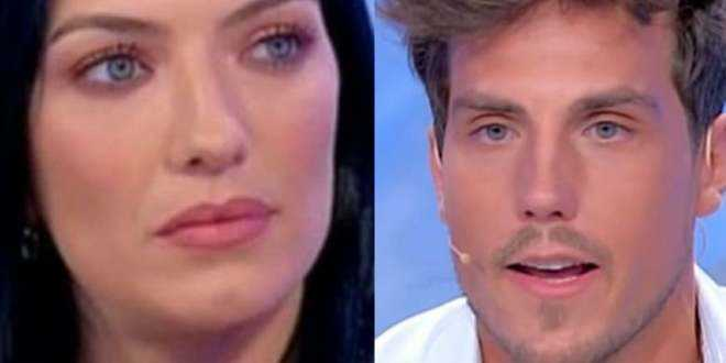 Uomini e Donne, furibonda lite tra i tronisti Giovanna Abate e Daniele Dal Moro