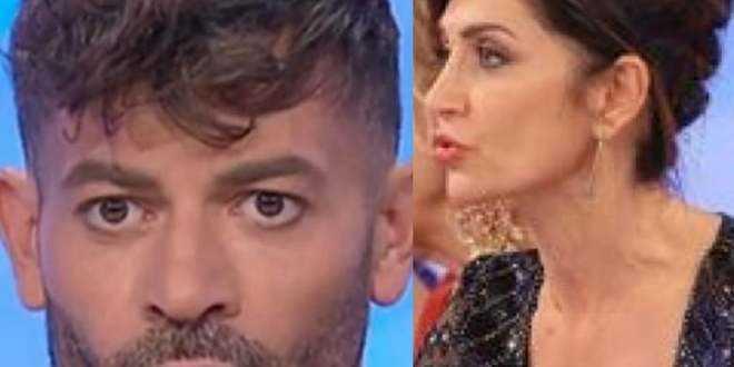 Uomini e Donne, furiosa lite tra Gianni Sperti e Barbara De Santi: lei scoppia a piangere