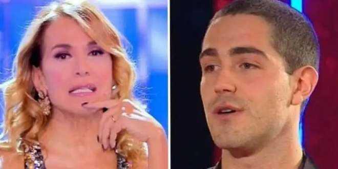 È gelo tra Barbara d'Urso e Tommaso Zorzi: lui l'ha diffidata?