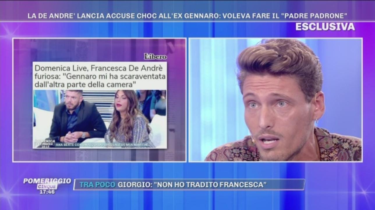 Grande Fratello, Gennaro Lillio querela Francesca De André: i motivi