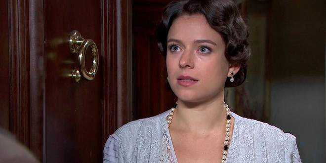 Una Vita puntate spagnole: Genoveva vuole morire!