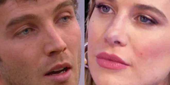 GF Vip 2020, Paolo e Clizia si sono allontanati: lui si tira indietro, lei piange