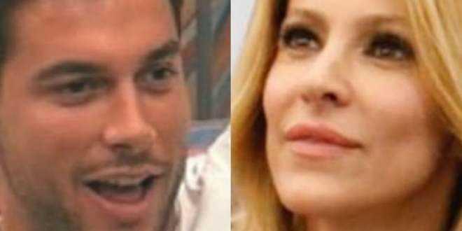 GF Vip 4, Adriana Volpe mette in discussione il suo matrimonio: c'entra Andrea Denver?