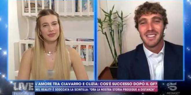 """GF Vip 4, due noti vip mettono in guardia Paolo Ciavarro: """"Stai attento a Clizia"""""""