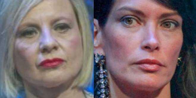 """GF Vip 4, Fernanda Lessa shock su Antonella Elia: """"Fa muovere le sedie"""""""