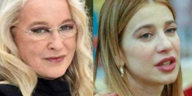 GF Vip 4, spunta un audio shock: Eleonora Giorgi durissima con Clizia Incorvaia