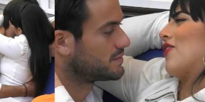 GF Vip 5, Pierpaolo Pretelli fa una scelta sorprendente: la commozione di Giulia