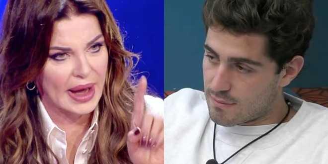 GF Vip 5, Tommaso Zorzi lancia una frecciatina ad Alba Parietti