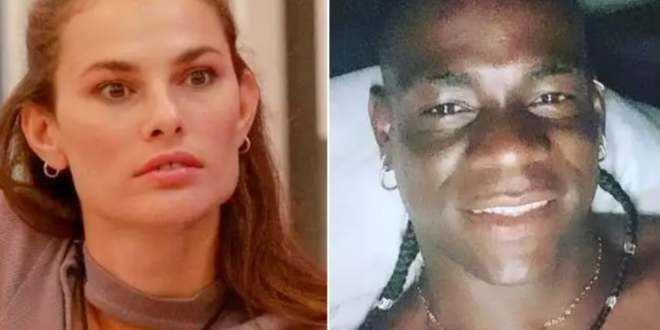 """GF Vip, Dayane Mello si dichiara all'ex Mario Balotelli: """"Mi fa battere il cuore"""""""