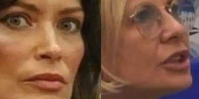 """GF Vip news, Fernanda Lessa mostra i lividi che le ha fatto Antonella Elia: """"È Satana"""""""