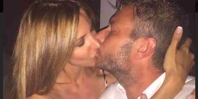 GF Vip news, il marito di Adriana Volpe parla della moglie e della morte del padre