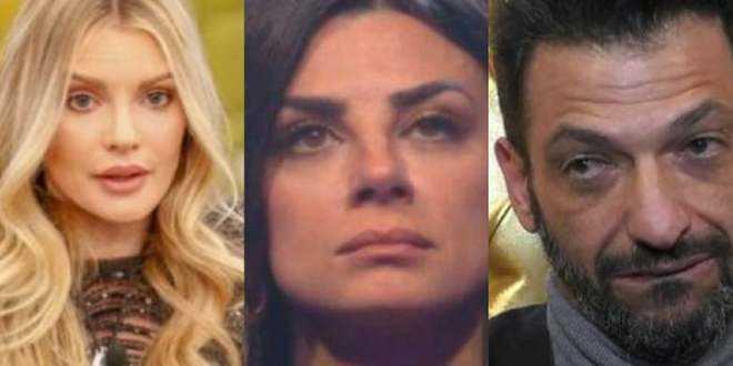 """GF Vip, Pago geloso del legame tra Serena e Licia Nunez: """"È lesbica e pugliese"""""""