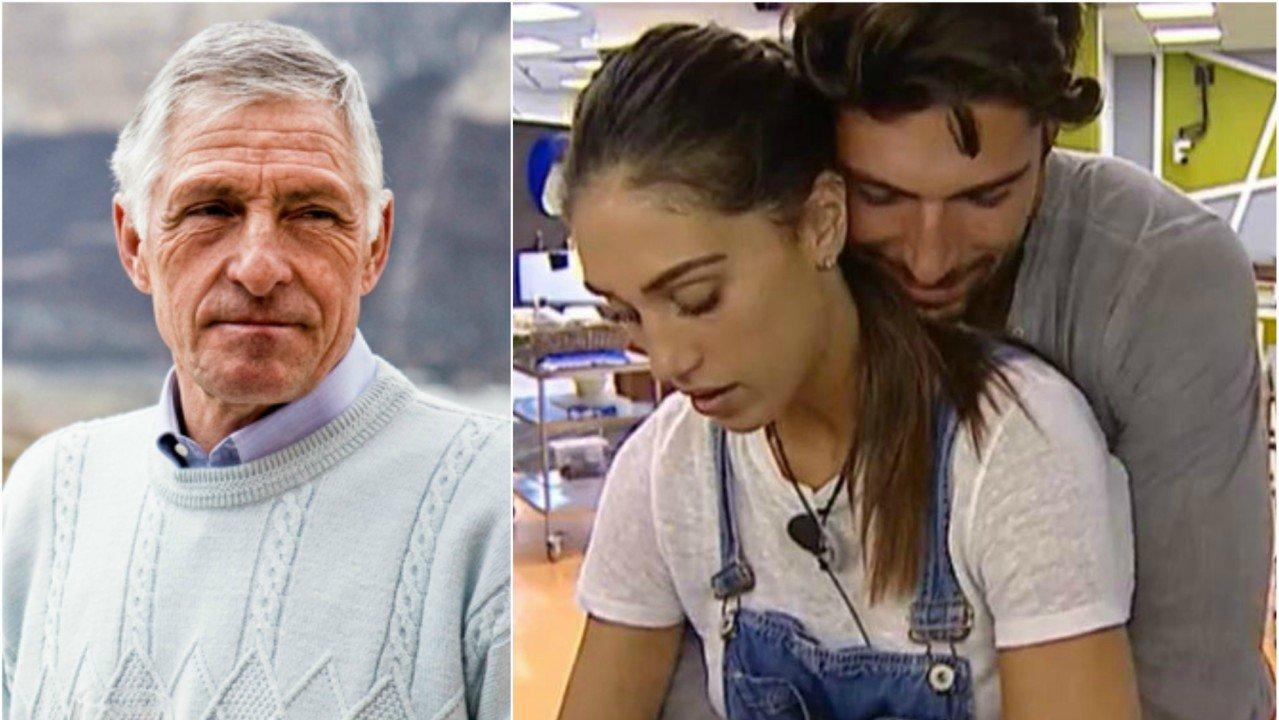 GF Vip, papà Moser stronca Cecilia Rodriguez e rivela un retroscena su Gustavo Rodriguez