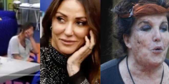 """GF Vip, Patrizia De Blanck risponde alle accuse di cattiva igiene: """"Non era colpa mia"""""""