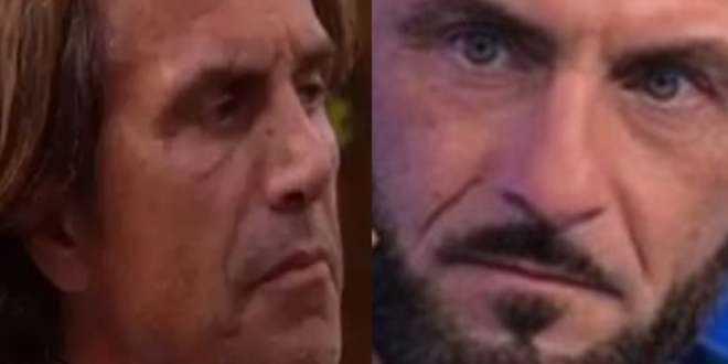 """GF Vip, tra Sossio e Antonio Zequila si sfiora la rissa: """"Mi hai rotto il ca..o!"""""""
