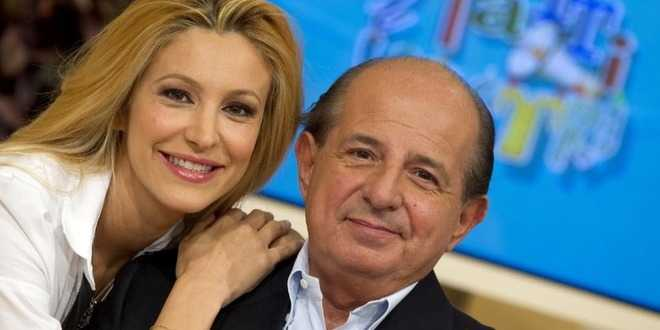 Grande Fratello Vip, Giancarlo Magalli parla di Adriana Volpe e stupisce tutti