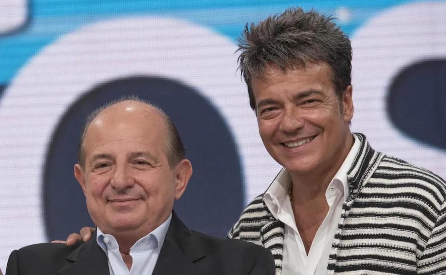 """Giancarlo Magalli querela Marcello Cirillo: """"Non sono cattivo"""""""