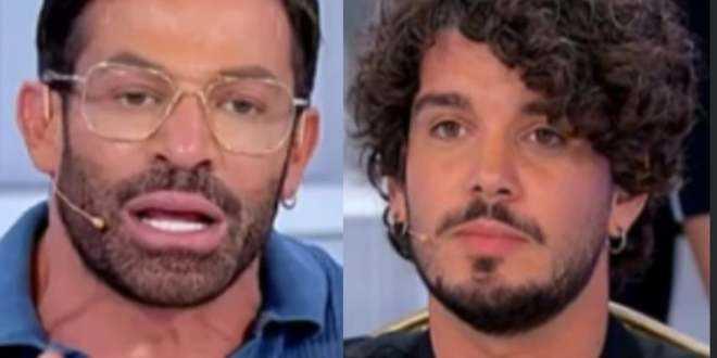 """Uomini e Donne, Gianluca De Matteis contro Gianni Sperti: """"Ha sbagliato"""""""