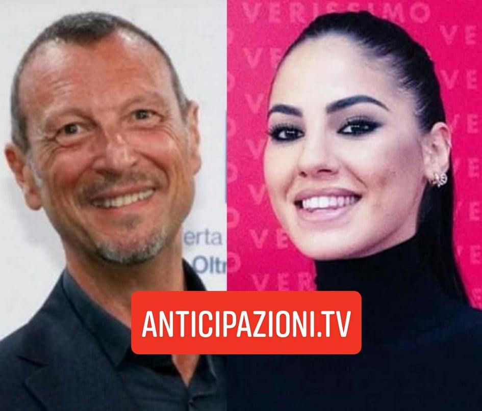 Gossip Uomini e Donne, Giulia De Lellis a Sanremo 2020? Arriva la risposta della Rai