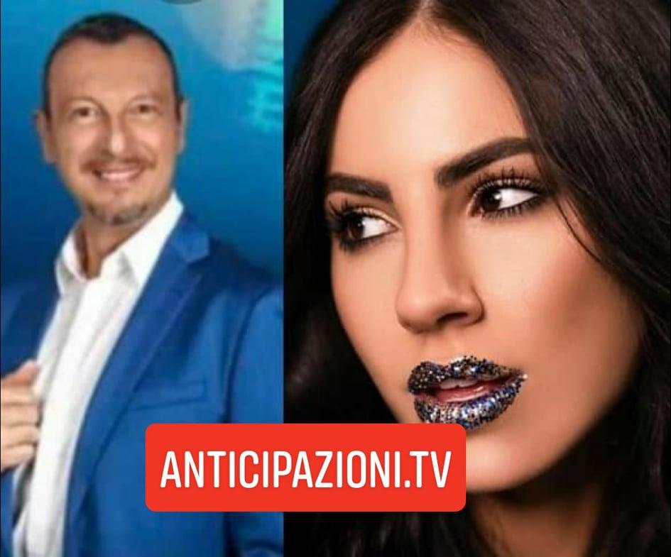 Uomini e Donne, Giulia De Lellis a Sanremo: lei racconta come sono andate davvero le cose